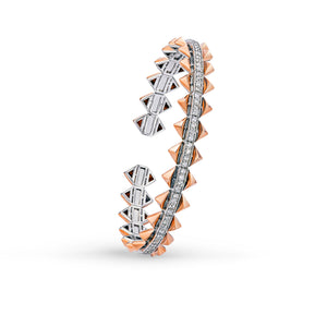 Rose Gold & Diamond Bracelet