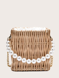Kelly Rattan Bag