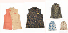 Load image into Gallery viewer, Nehru Jacket Sleeveless/Indian Style Size-36
