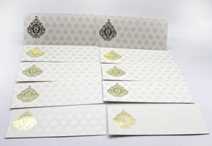 10 * Shagun Salami Gift Envelope Money Envelopes Indian