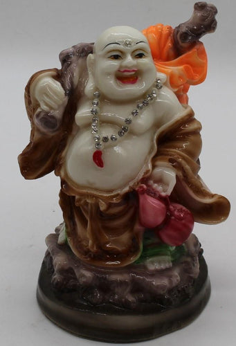 Laughing Buddha Statue Idol For Home Decor Gifting