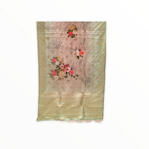 WOMEN'S SILK DUPATTA - WOMAN FASHION ACCESSORIE