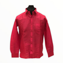 Load image into Gallery viewer, Traditional Vesti Shirt for Men Size-42