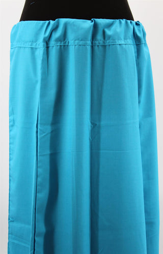 Women's Cotton Indian Readymade Petticoats Inskirt / under skirt Saree Petticoats - XL