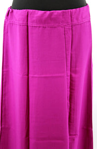 Women's Cotton Indian Readymade Petticoats Inskirt / under skirt Saree Petticoats - Regular Size