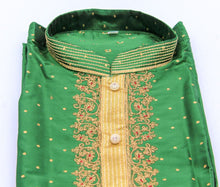 Load image into Gallery viewer, Indian Boys Kurta with Churidar pyjama Size-5