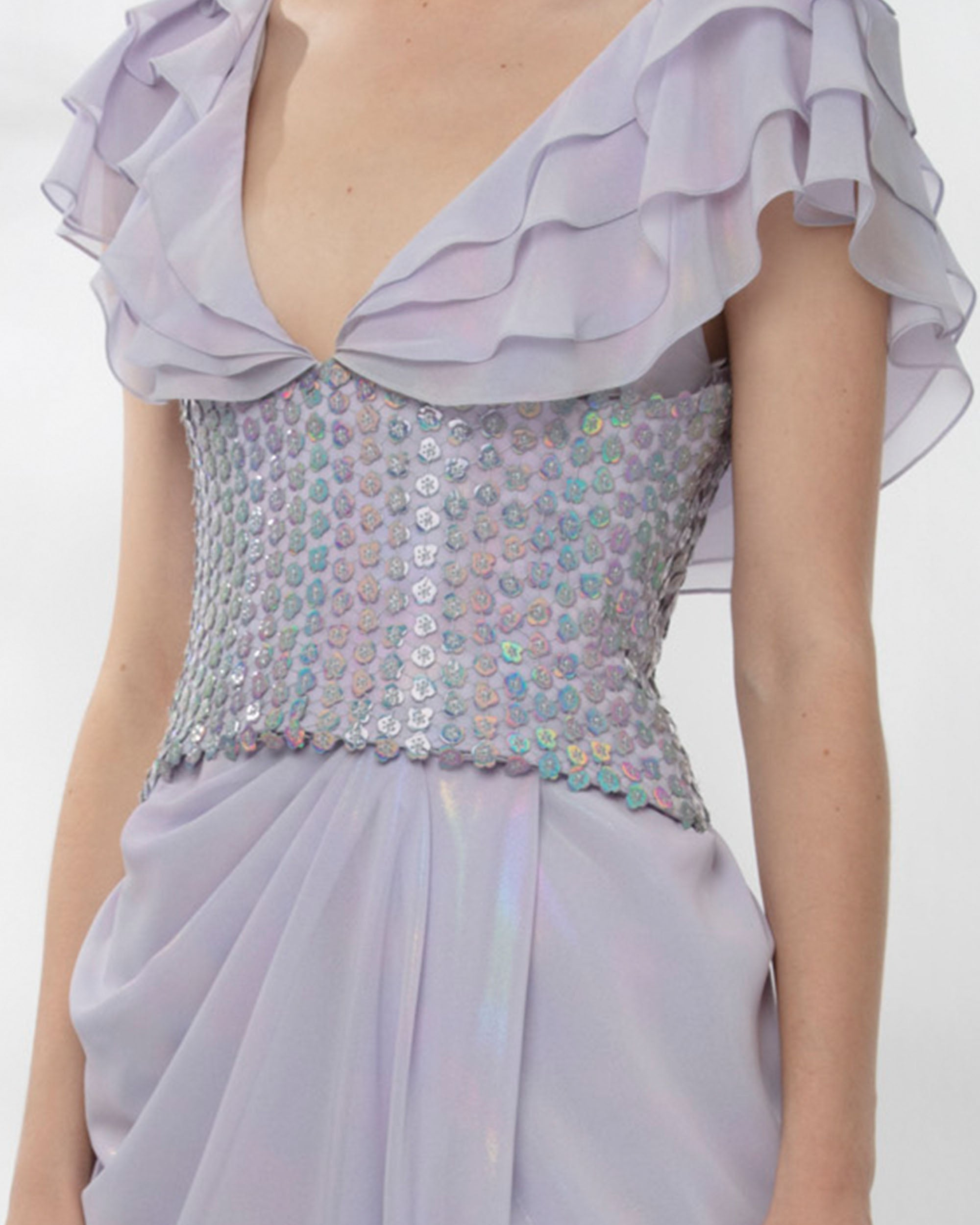 Iridescent Dress