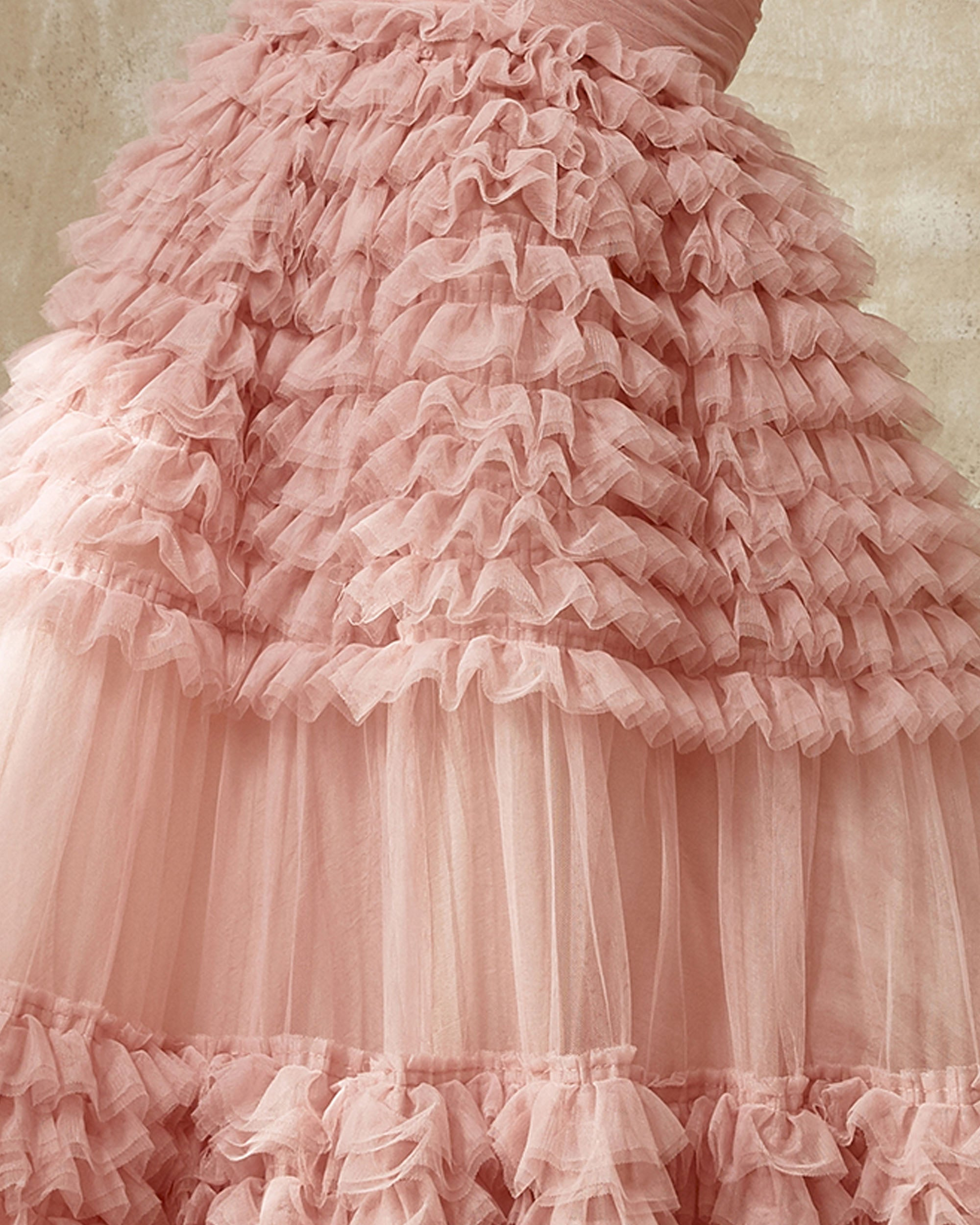 Ruffled Layers Dress