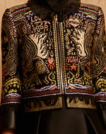 Jacquard Designed Jacket