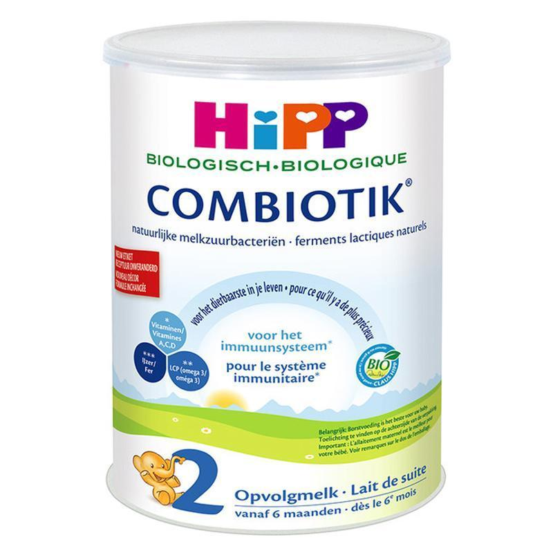 HiPP Dutch Stage 2 Combiotic Organic Infant Milk Formula (6-12 Months) 800g