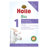 Holle Stage 1 Organic Goat Milk Infant Formula (0 to 6 months) 400g