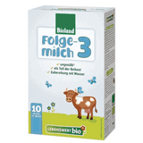 Lebenswert Stage 3 Organic Infant Milk Formula (10+ Months) 475g