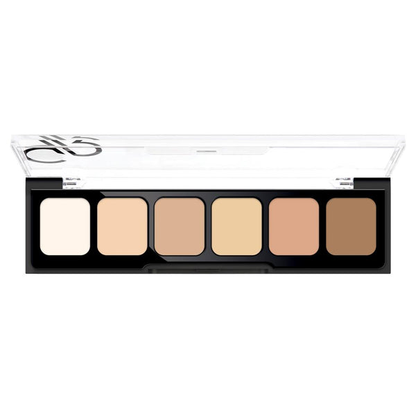 CORRECT and CONCEAL Concealer Cream Palette - Golden Rose Hrvatska
