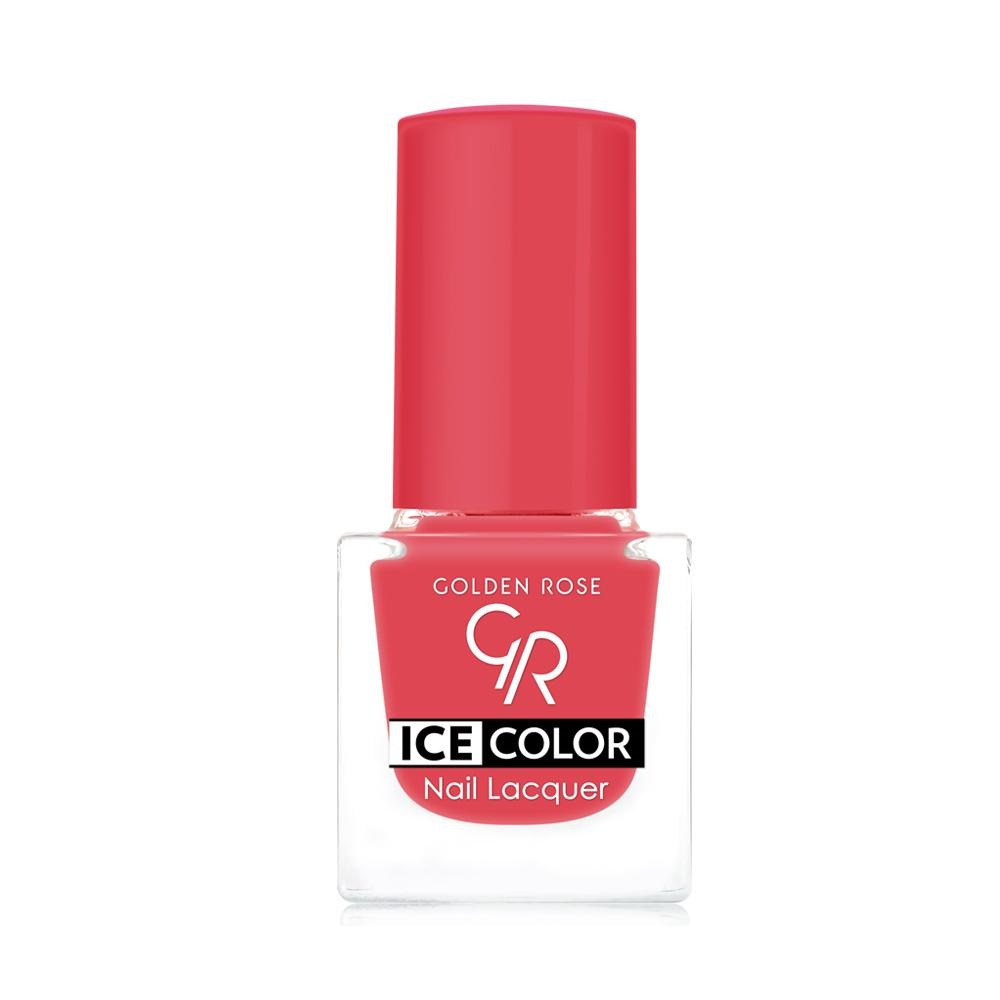 Ice Color Nail Lacquer Nove Nijanse - Golden Rose Hrvatska