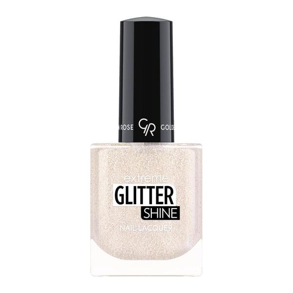 GR Extreme Glitter Shine Nail Lacquer - Golden Rose Hrvatska