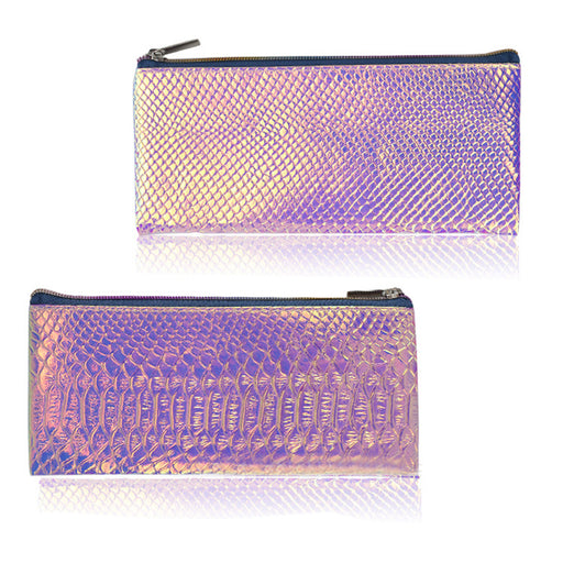 Waterproof Holographic Cosmetic Travel Bag