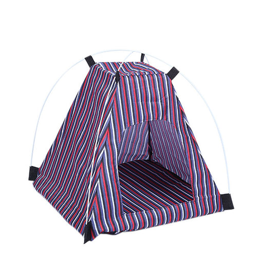 Portable Folding Pet Tent Dog House Cage Dog Cat Tent