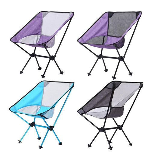 Folded Modern Outdoor Beach Chair for Garden Beach Travelling Chairs