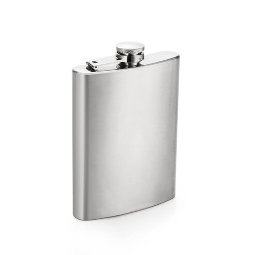 Portable Stainless Steel Hip Flask Outdoor Camping Water Pot