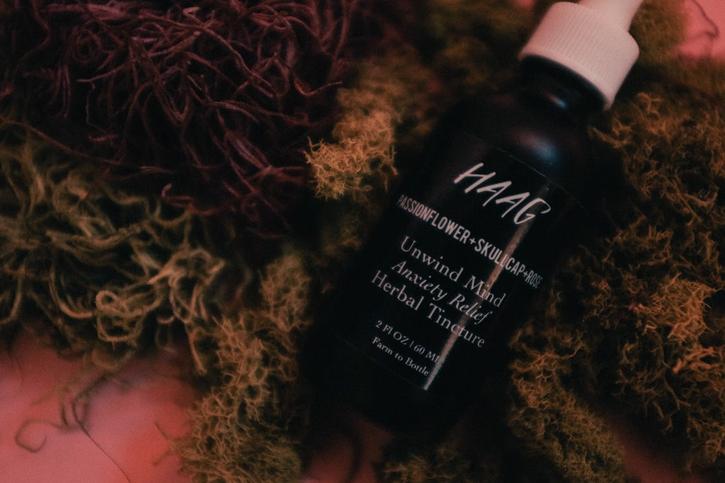 Anxiety Relief Tincture - HAAG SWAG