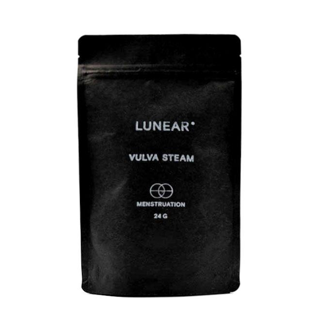 Vulva Steam Menstruation - LUNEAR°