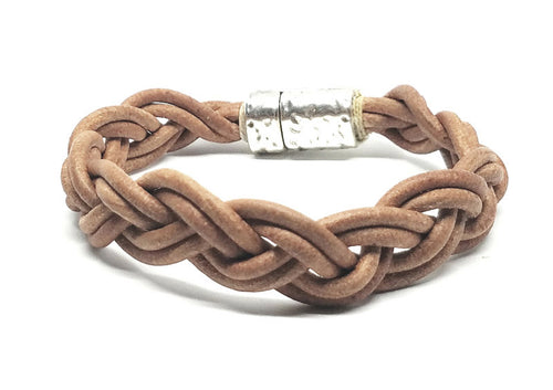 Natural Braid Bracelet