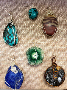 WIRE WRAPPING CLASS