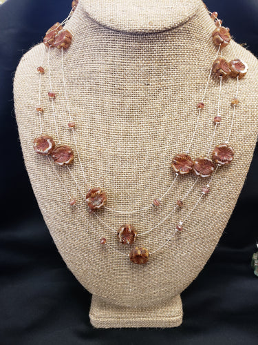 Spring Floating Necklace Class