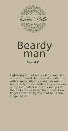Beardy Man Oil