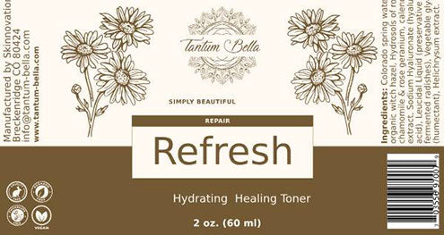 Refresh Hydrating Healing Toner