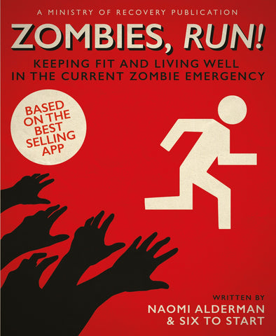 Zombies, Run! Book (US-Exclusive Hardcover)