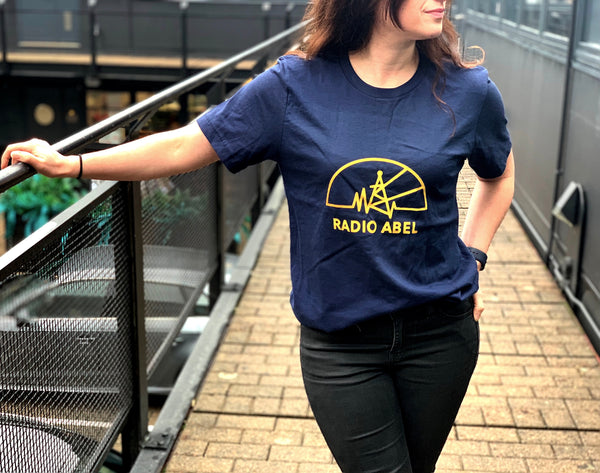 Radio Abel Navy Shirt