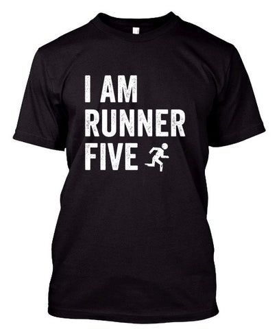 I Am Runner 5 - Athletic