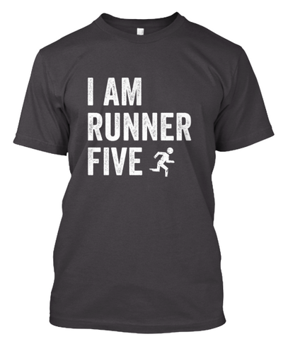I Am Runner 5 - Cotton