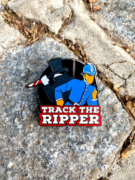 Track the Ripper Souvenir Pack