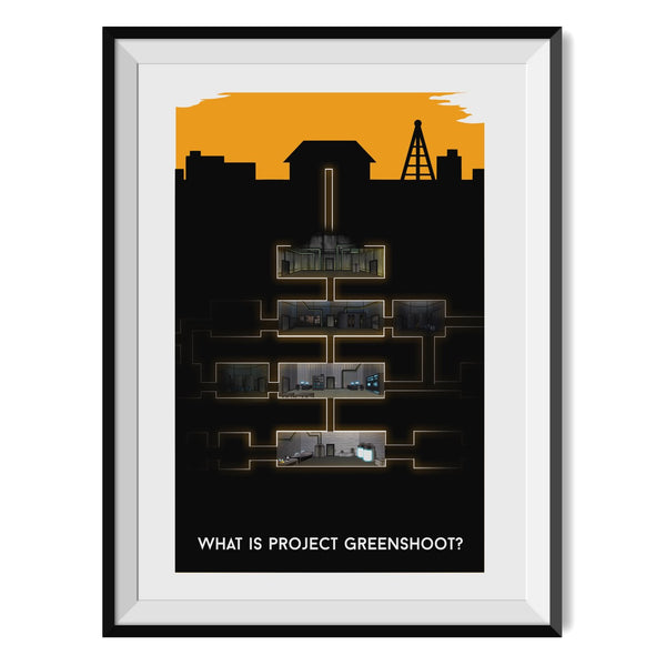 What is Project Greenshoot Poster