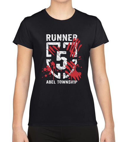 Runner 5 Halloween Shirt - Athletic