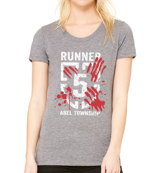 Runner 5 Halloween Shirt - Triblend