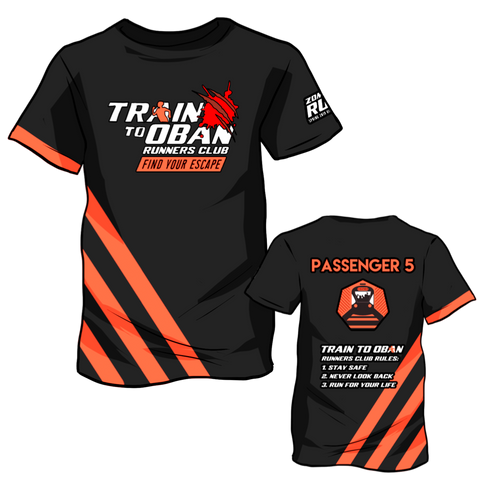 Spring 2019 Virtual Race Shirt