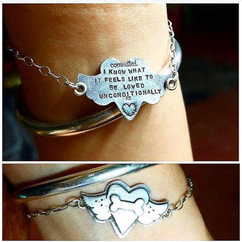 Unconditional Love BRACELET OR NECKLACE