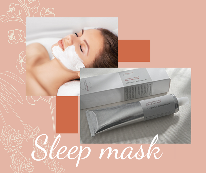 How to Apply Botanicus Sleep Mask?