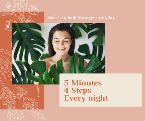 Botanicus 5 minutes 4 steps every night