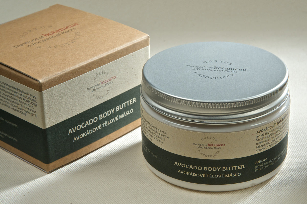 Botanicus Advocado Body butter