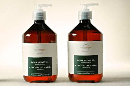 Bath & Shower Gel with Echinacea