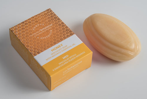 Beeswax Essential Oil Soap