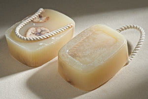 Banana & Yogurt Soap