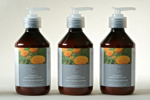 Calendula Hand & Body Lotion