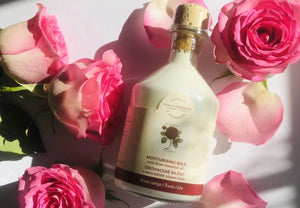 Moisturising Lotion with Rose Essential Oil