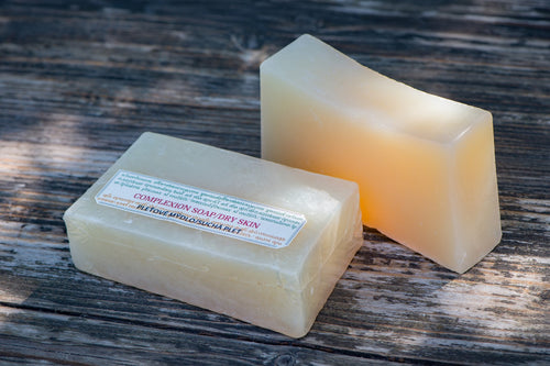 Complexion Soap with Jojoba Oil
