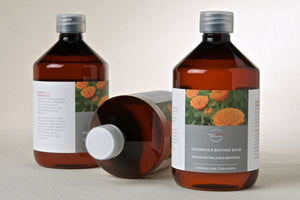 Calendula bathing balm